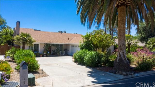 30361 Mira Loma Drive, Temecula, CA 92592 (#SW19166618) :: Allison James Estates and Homes