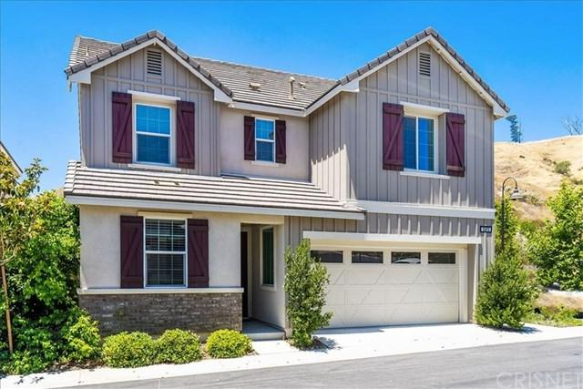 22075 Windham Way, Saugus, CA 91350 (#SR19166658) :: Fred Sed Group