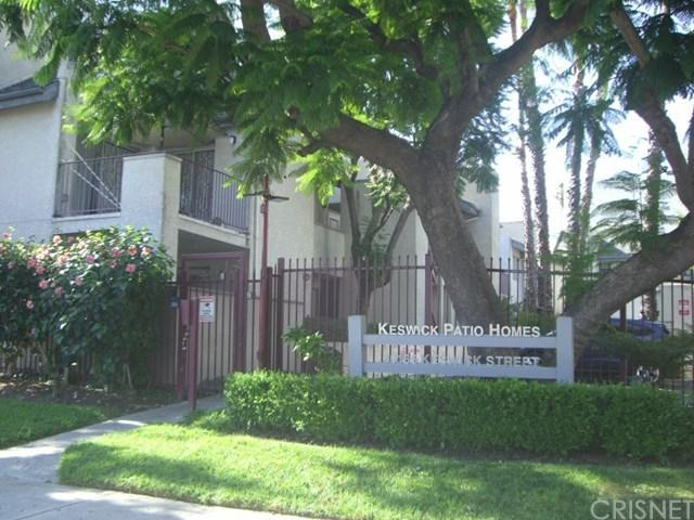 20155 Keswick Street #115, Winnetka, CA 91306 (#SR19166665) :: Fred Sed Group