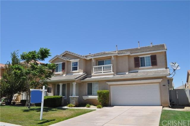2307 Rockrose Street, Palmdale, CA 93551 (#SR19166705) :: Bob Kelly Team