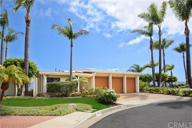 6404 Vista Pacifica, Rancho Palos Verdes, CA 90275 (#PV19158489) :: The Miller Group