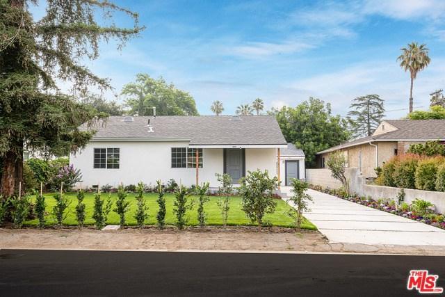 5834 Cedros Avenue, Sherman Oaks, CA 91411 (#19488626) :: Go Gabby