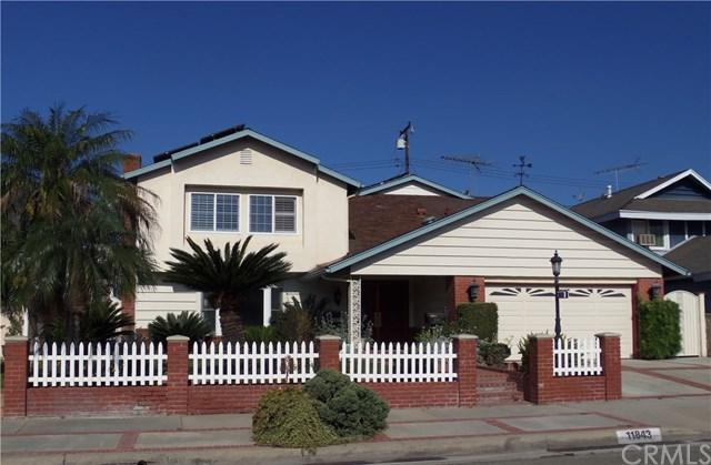 11843 Penford Drive, Whittier, CA 90604 (#DW19166721) :: RE/MAX Masters