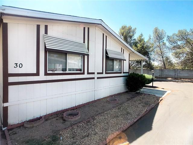 14000 El Evado Road #30, Victorville, CA 92392 (#SR19166961) :: Fred Sed Group