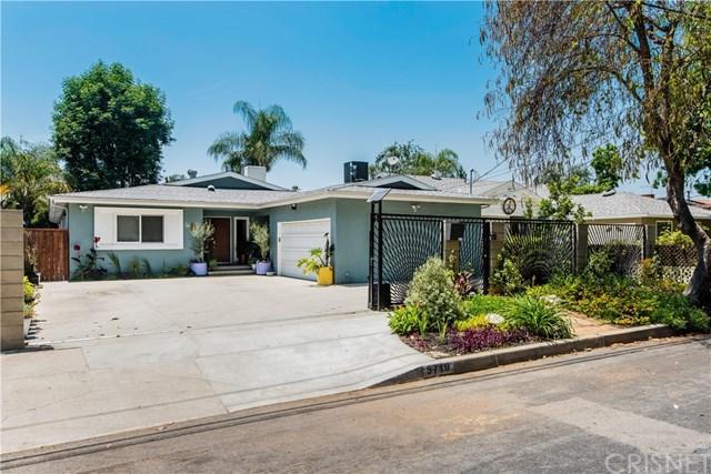 5719 Rhodes Avenue, Valley Village, CA 91607 (#SR19166917) :: Keller Williams | Angelique Koster