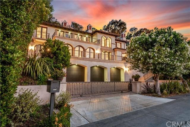 2716 Via Elevado, Palos Verdes Estates, CA 90274 (#PV19167002) :: The Miller Group