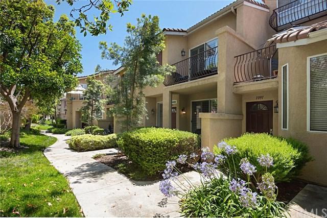 1093 S Positano Avenue, Anaheim Hills, CA 92808 (#OC19166846) :: Fred Sed Group