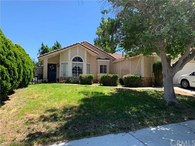 3202 Twincreek Avenue, Palmdale, CA 93551 (#DW19163886) :: Bob Kelly Team