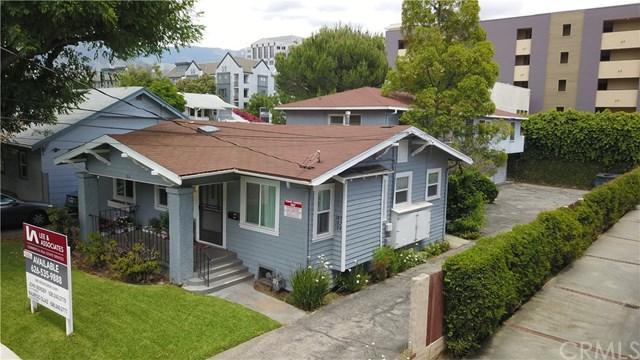 186 N Oak Knoll Avenue, Pasadena, CA 91101 (#WS19162086) :: Mainstreet Realtors®
