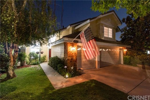 22131 Pamplico Drive, Saugus, CA 91350 (#SR19166852) :: Z Team OC Real Estate