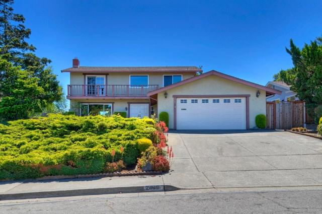 2660 Comstock Circle, Belmont, CA 94002 (#ML81760547) :: RE/MAX Masters