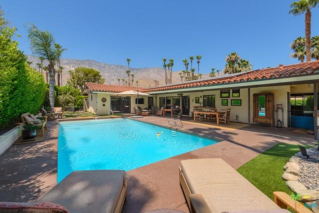 2739 Bonita Circle, Palm Springs, CA 92264 (#19488758PS) :: California Realty Experts