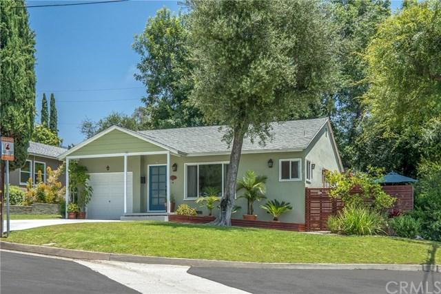 3234 Raymond Avenue, Altadena, CA 91001 (#PF19143852) :: Fred Sed Group