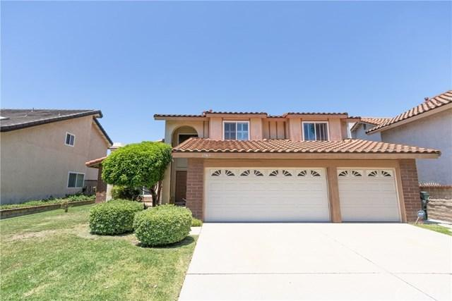 17965 Calle Barcelona, Rowland Heights, CA 91748 (#AR19167229) :: RE/MAX Masters
