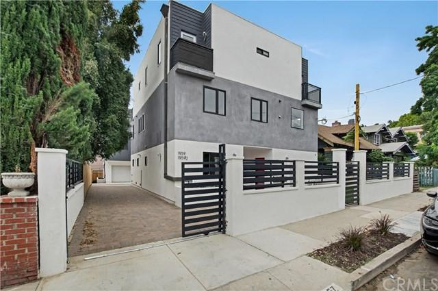 1957 Vista Del Mar Street, Los Angeles (City), CA 90068 (#BB19167116) :: Z Team OC Real Estate