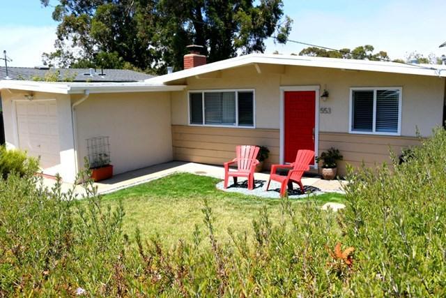553 English Avenue, Monterey, CA 93940 (#ML81760561) :: RE/MAX Masters