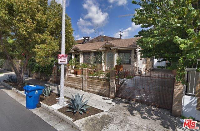 1514 La Baig Avenue, Los Angeles (City), CA 90028 (#19486576) :: Fred Sed Group