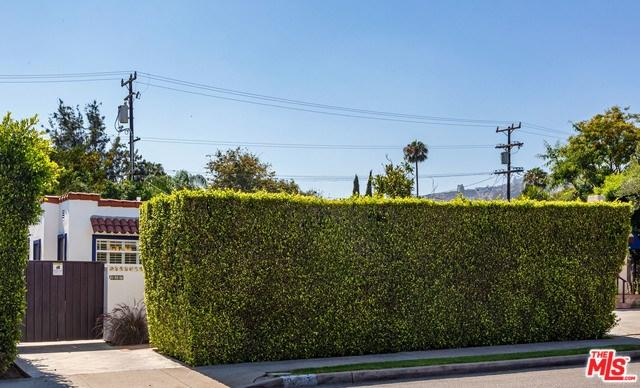 937 N Crescent Heights Boulevard, Los Angeles (City), CA 90046 (#19488610) :: The Miller Group