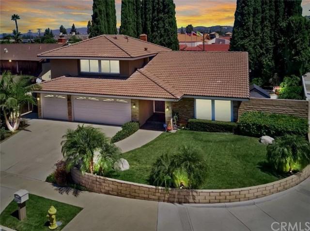 16731 Landmark Avenue, Yorba Linda, CA 92886 (#OC19157797) :: Fred Sed Group