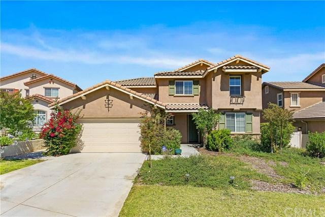 4106 Cottonwood Circle, Lake Elsinore, CA 92530 (#IG19167337) :: Fred Sed Group