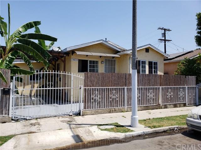 1461 E 42nd Street, Los Angeles (City), CA 90011 (#DW19167638) :: Z Team OC Real Estate