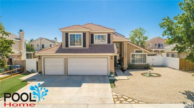 37726 49th Street E, Palmdale, CA 93552 (#SR19167652) :: Abola Real Estate Group