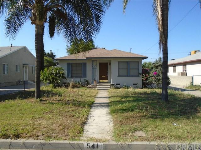 541 E Evans Street, San Bernardino, CA 92404 (#IG19166500) :: Fred Sed Group