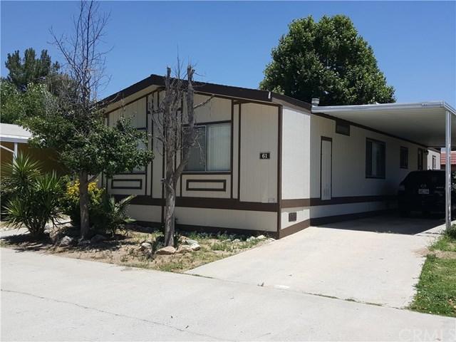 913 S Grand Avenue #61, San Jacinto, CA 92582 (#SW19167376) :: The Danae Aballi Team