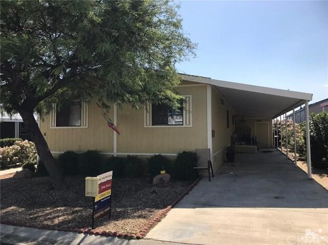 15300 Palm Drive #6, Desert Hot Springs, CA 92240 (#219019317DA) :: Fred Sed Group