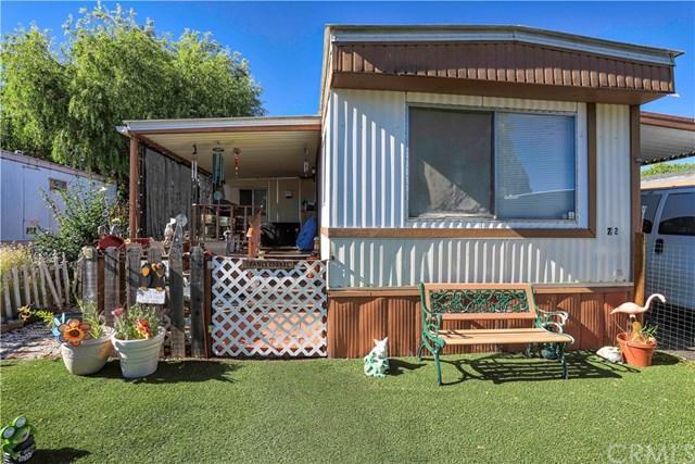 5701 Live Oak Drive #72, Kelseyville, CA 95451 (#LC19166973) :: Abola Real Estate Group