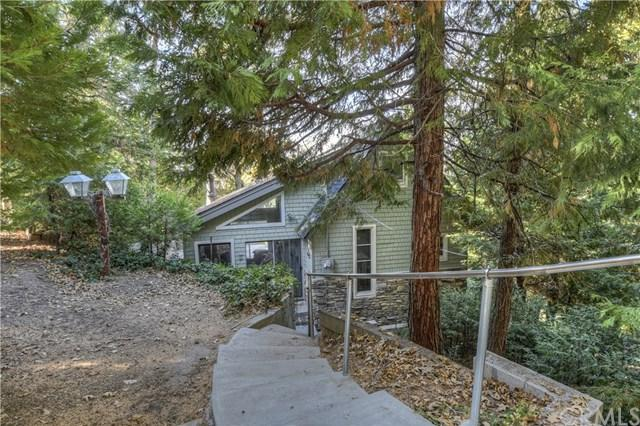 196 Ponderosa Drive, Lake Arrowhead, CA 92321 (#EV19167790) :: Fred Sed Group