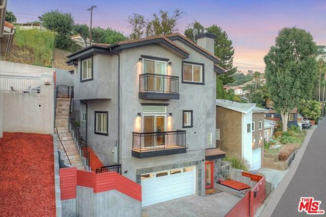 3718 Toland Way, Los Angeles (City), CA 90065 (#19483200) :: The Darryl and JJ Jones Team