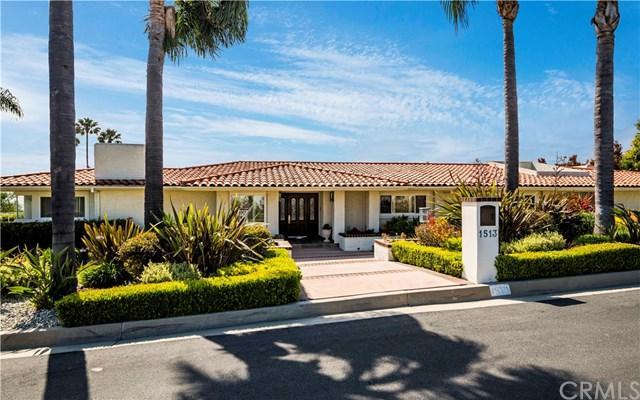 1513 Via Asturias, Palos Verdes Estates, CA 90274 (#SB19167045) :: Naylor Properties