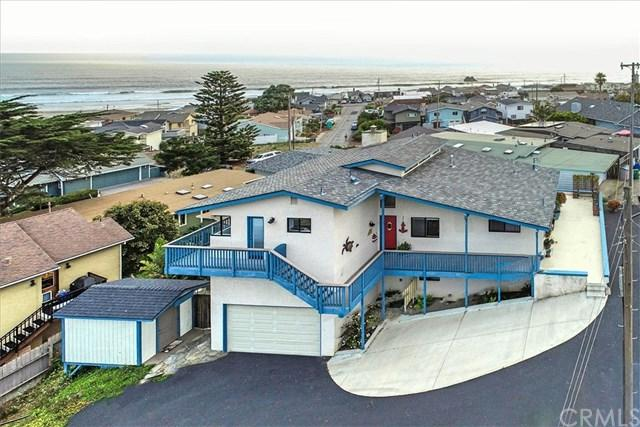 2194 Circle Drive, Cayucos, CA 93430 (#SP19167377) :: Fred Sed Group