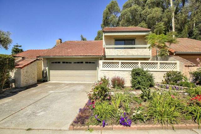 1720 Escalona Drive, Santa Cruz, CA 95060 (#ML81760637) :: Go Gabby