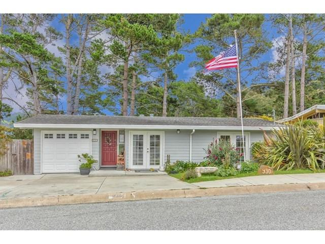 930 Syida Drive, Pacific Grove, CA 93950 (#ML81760642) :: Abola Real Estate Group