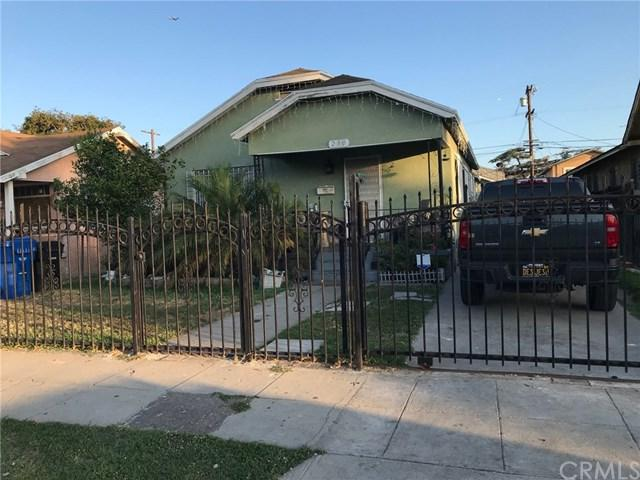 230 E 84th Place, Los Angeles (City), CA 90003 (#WS19168027) :: RE/MAX Empire Properties