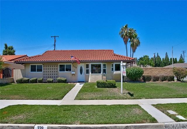 339 E Cliffwood Avenue, Anaheim, CA 92802 (#OC19167840) :: The Marelly Group   Compass