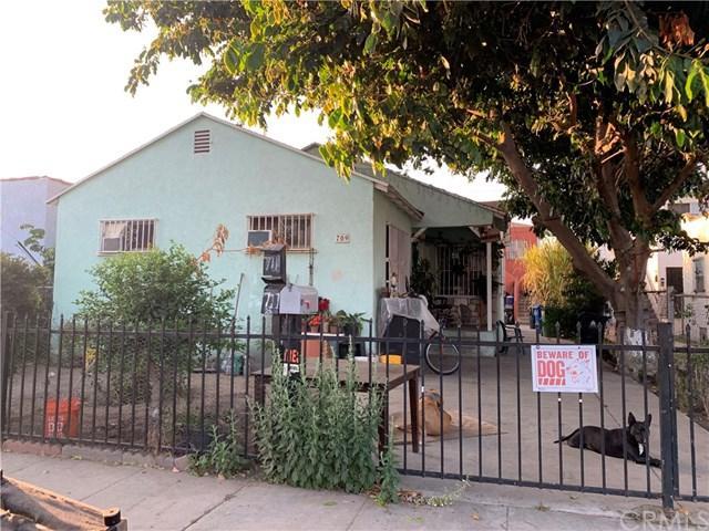709 E 81st Street, Los Angeles (City), CA 90001 (#CV19167878) :: Go Gabby