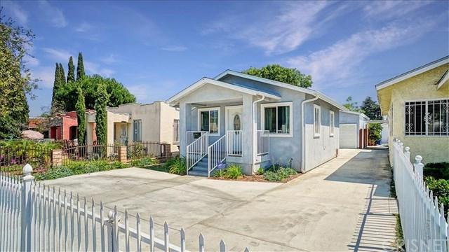 228 E 110th Street, Los Angeles (City), CA 90061 (#SR19168115) :: Go Gabby