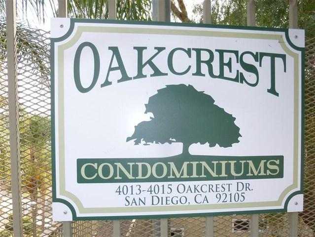 4013 Oakcrest Dr #6, San Diego, CA 92105 (#190039128) :: Realty ONE Group Empire