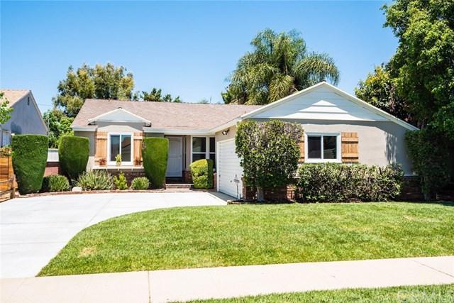 16647 Gilmore Street, Van Nuys, CA 91406 (#PW19118638) :: Fred Sed Group