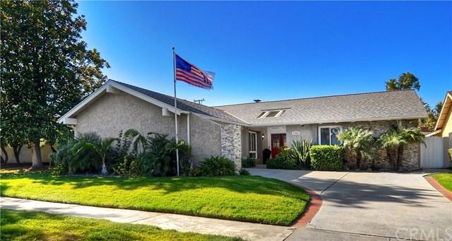 17681 Miller Drive, Tustin, CA 92780 (#PW19168235) :: Scott J. Miller Team/ Coldwell Banker Residential Brokerage