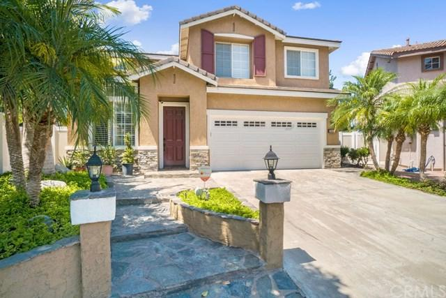 8320 E Meadowgate Drive, Anaheim Hills, CA 92808 (#PW19168383) :: Fred Sed Group