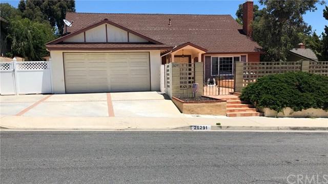 26291 Tarrasa Lane, Mission Viejo, CA 92691 (#OC19167276) :: Fred Sed Group