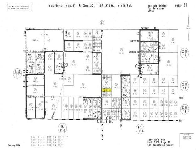 0 Mountain View Road, Adelanto, CA 92301 (#CV19168521) :: Z Team OC Real Estate