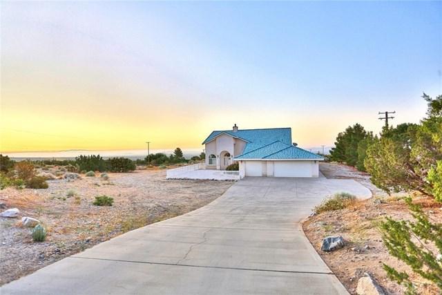 1426 Tamarack Road, Pinon Hills, CA 92372 (#OC19168528) :: Provident Real Estate