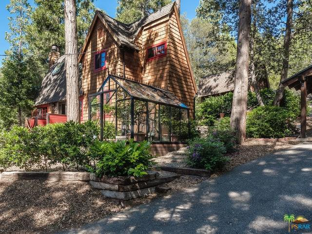 54225 Marian View Drive, Idyllwild, CA 92549 (#19486078PS) :: Realty ONE Group Empire