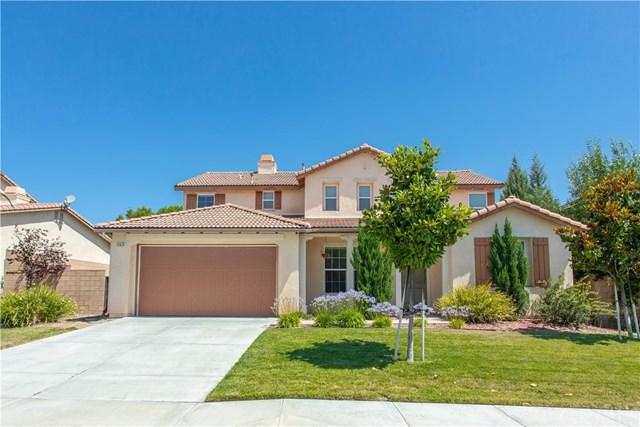 31674 Meadow Lane, Winchester, CA 92596 (#SW19167285) :: RE/MAX Empire Properties