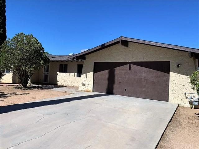7622 Balsa Avenue, Yucca Valley, CA 92284 (#JT19168846) :: The Darryl and JJ Jones Team
